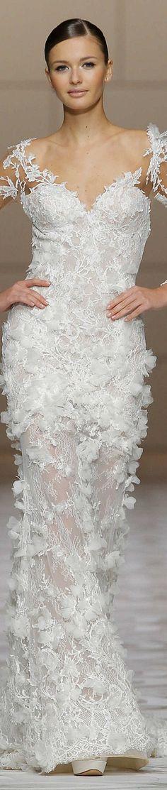 Pronovias Spring 2015 Bridal