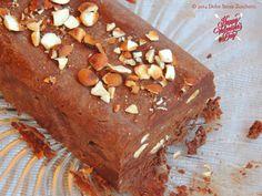 Tartufo al Cioccolato Fondente ( Senza Glutine) | Dolce Senza Zucchero