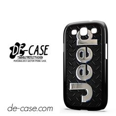 Jeep Personalized DEAL-5849 Samsung Phonecase Cover For Samsung Galaxy S3 / S3 Mini