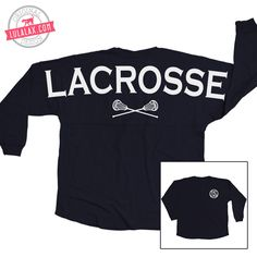 Our popular crew neck Lacrosse Game Day Jerseys are here! This over-sized fit is guaranteed to be super comfy! Lots of designs & colors to choose from! Only at LuLaLax.com!