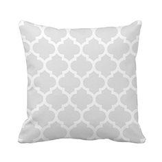 Light Gray White Moroccan Quatrefoil Pattern #5 Pillowcas... https://www.amazon.com/dp/B015LNCMOM/ref=cm_sw_r_pi_dp_x_fv-jybE2VP9T3