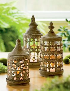 Courtyard Lanterns