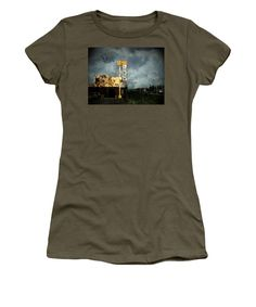 Apocaquerque - Women's T-Shirt (Athletic Fit)