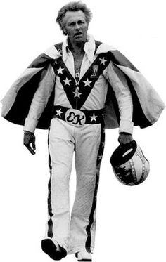 Evel Knievel  was an American daredevil Born	Robert Craig Knievel October 17, 1938 Butte, Montana Died	November 30, 2007 (aged 69) Clearwater, Florida