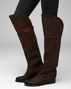 zipped equestrian riding boots by jum jum