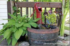 fountain for patio