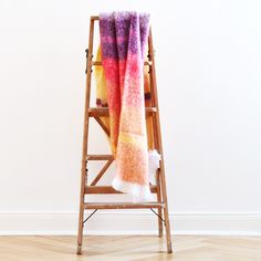 Mohair blankets by Hinterveld