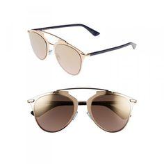 So Real Aviator Sunglasses, Dior $415