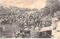 LE MAROC - Arrivée Du Sultan - Soldats Au Repos - Maroc