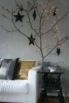 Dishfunctional Designs: A Beautiful Bohemian Christmas
