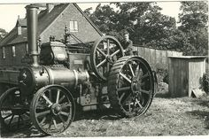 The National Traction Engine Trust - News