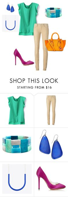 """""""COLOR"""" by marjoriejfp on Polyvore featuring Étoile Isabel Marant, Encanto, INC International Concepts, Charlotte Olympia, Diane Von Furstenberg, women's clothing, women's fashion, women, female and woman"""