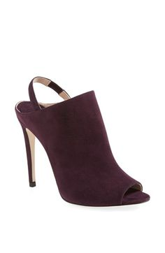 Miu Miu Slingback Bootie (Women) available at #Nordstrom
