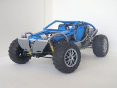 LEGO Baja concept buggy by Tyler Reid
