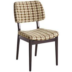 I want these chairs - but with different fabric.