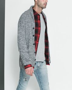 Image 1 of KNITTED CARDIGAN from Zara Sept 2013 $90