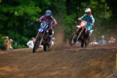 Justin Barcia race action shot
