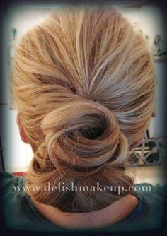 Bridal hair updo Hawaii Hawaii Makeup, Bridal Hair Updo, Updos, Wedding Hairstyles, Wedding Day, Dreadlocks, Stylists, Long Hair Styles, Beauty