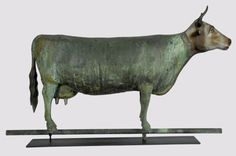 Significant Cow Weathervane