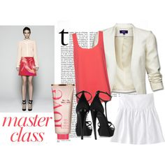 Blazer for Spring 2012, created by mariandaru on Polyvore