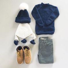 WEBSTA @ floetre - 💙 G u t t e S t r i k k 💙 #Erikgenser #tykkribbelue #Erikskjerf #guttestrikk #strikktilgutt #mydesign #følgstrikkere #knit #strikk #knitting_inspiration #knitted_inspiration #boysknits #knitforboys #drengestrik #hanneligarn #hanneliforsandnesgarn #sandnesgarn #norwegianknitting
