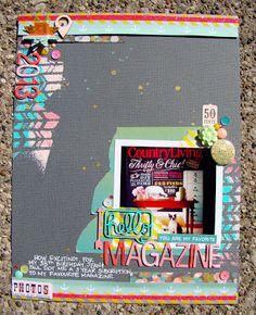 Life. Paper. Scrapbook. : Featured Designer: Danielle Higginbottom-Brown