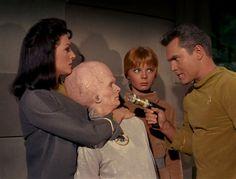 "Star Trek's original pilot, ""The Cage"" (1964),"