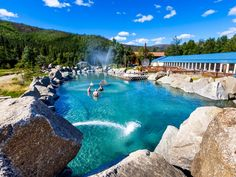 Visitors have been taking the waters at Chena Hot Springs, deep in Alaska's interior, since 1905 when visiting prospectors discovered the water's healing nature.