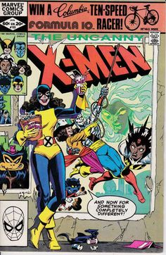 Uncanny X-Men 153 January 1982 Issue  Marvel Comics by ViewObscura