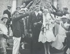 Mabel Krugers wedding