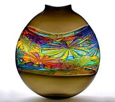 Bob Crooks - first glass