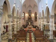 Church of San Giuseppe al Lagaccio in Genoa