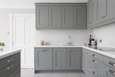 Grey joinery