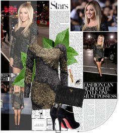 """Ashley Tisdale Twilight ""Breaking Dawn Part 2"" Premiere"" by zsani20 ❤ liked on Polyvore"