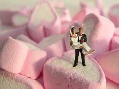 Sweet Love – Foto auf Holz
