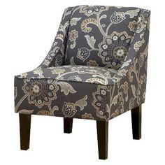 $199 Hudson Swoop Chair - Prints