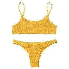 e3c7c1c243b Celina Bikini Set - Yellow – LANA SWIMWEAR Cheap Bikini Tops, Women  Swimsuits, Spaghetti
