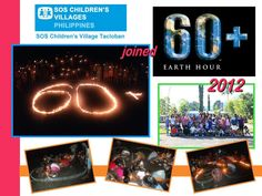 We were one with the whole world... we too switched off our lights :-) Glad we took part during the earth hour 2012 :-) -- SOS Children's Village Tacloban PH