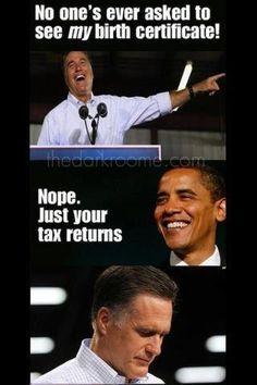 Where ARE you tax returns, Willard?