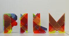laser cut mirror acyrlic 300mm Love Arrow Arts Crafts wall Art