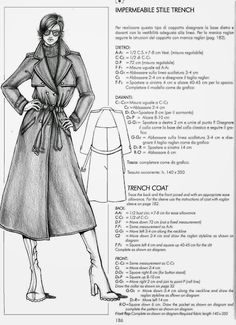 Skirt Patterns Sewing, Coat Patterns, Clothing Patterns, Vogue Patterns, Mens Shirt Pattern, Jacket Pattern, Pattern Making Books, Sewing Sleeves, Bodice Pattern