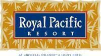 Royal Pacific Resort at Universal Orlando, is a fun, Island themed resort right next to Universal Studios. When you aren't out at the parks, relax at their lagoon style pool or grab a cocktail at one of their restaurants.