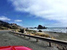 Cape Sebastian State Park, Southern Coast of Oregon – Trrvel