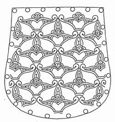 Hungarian art - Wikipedia, the free encyclopedia Metal Embossing, Folk Embroidery, Leather Projects, Leather Design, Pyrography, Leather Tooling, Sanya, Belt Pouch, Line Drawing
