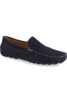 Free shipping and returns on Zanzara 'Picasso' Slip-On Driver (Men) at Nordstrom.com. Rich hues and contrast stitching define a handsome slip-on driver crafted from soft suede.
