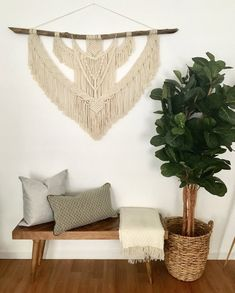 Everything handmade from my home to yours :) by NyxonCreations Sell On Etsy, Wall Hangings, Macrame, Etsy Seller, Room Ideas, Throw Pillows, Living Room, Trending Outfits, Unique Jewelry