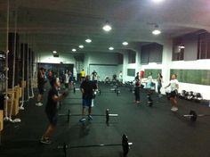Workouthall level 2