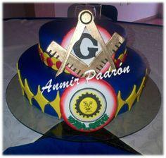 Masonic cake