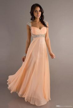 Under $50 Cheap 2015 A-line Empire Chiffon Bridesmaid Dresses Cap Sleeves Sweetheart Long Backless Coral Evening Gowns Prom Dresses EB239