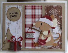 Scrapcard girls: Kerst post